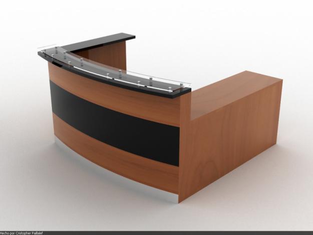 Guatemala office point recepciones recepcion for Muebles de oficina usados costa rica