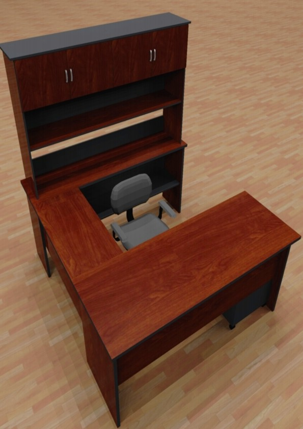 Guatemala office point escritorios escritorio modular for Muebles de oficina guatemala